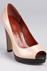 Marc By Marc Jacobs Pumps Peep Toe - Lyst