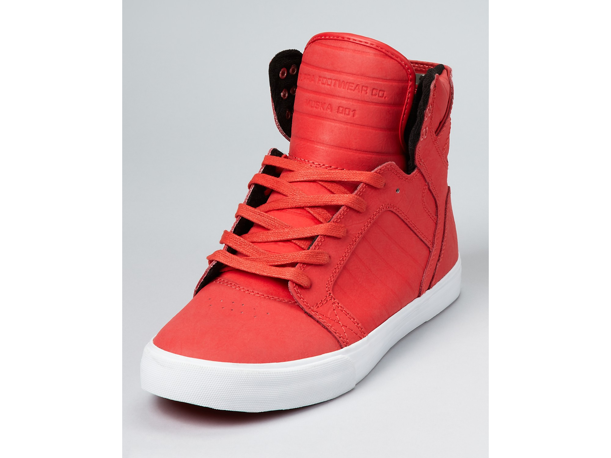 Supra High Top Shoes