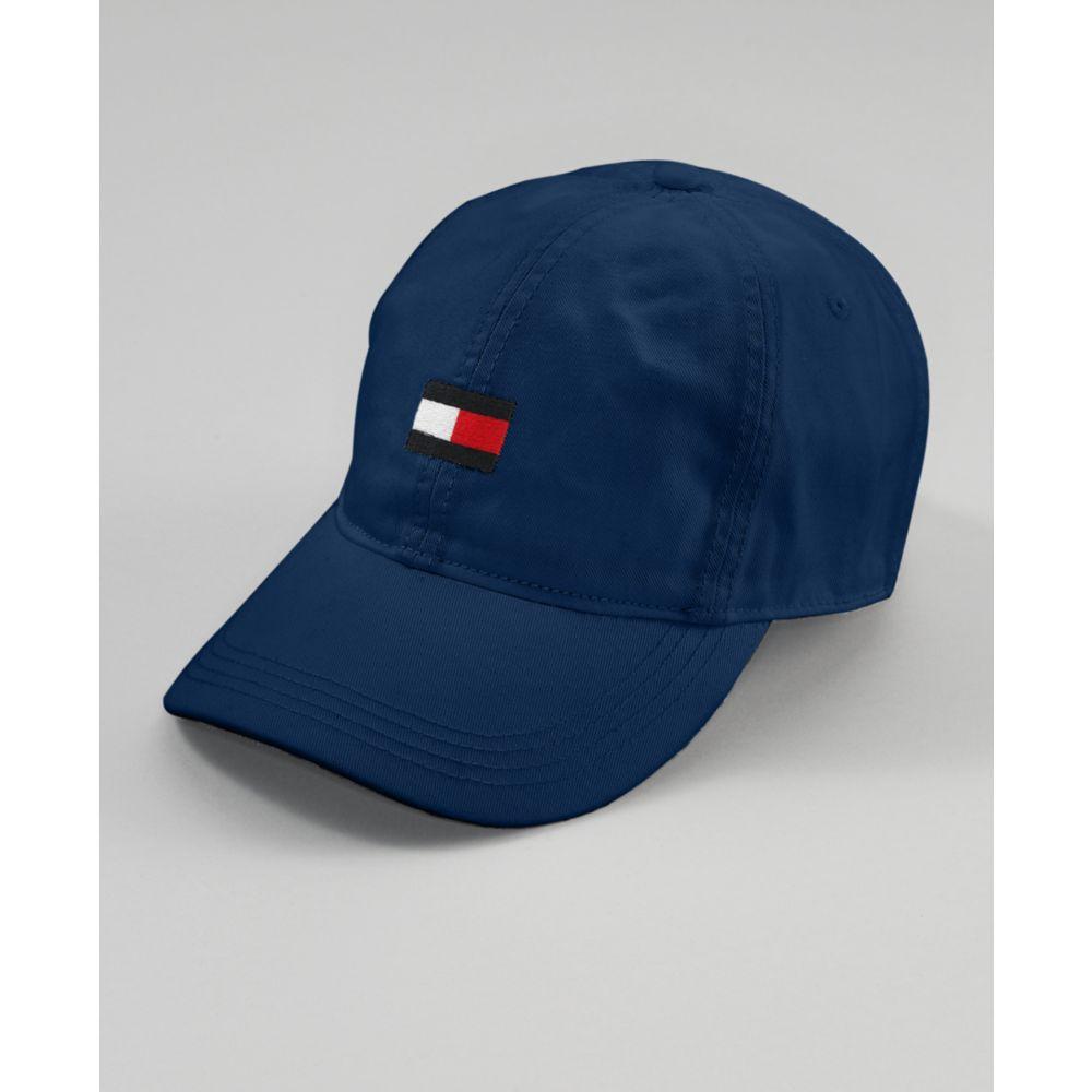 cc96cc82d16 Lyst - Tommy Hilfiger Flag Baseball Hat in Blue for Men