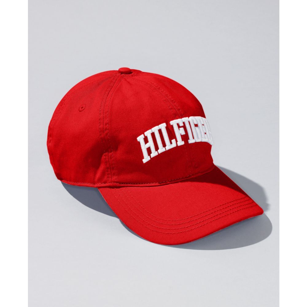 Lyst - Tommy Hilfiger Gerry Hat in Red for Men bb8df6d611b
