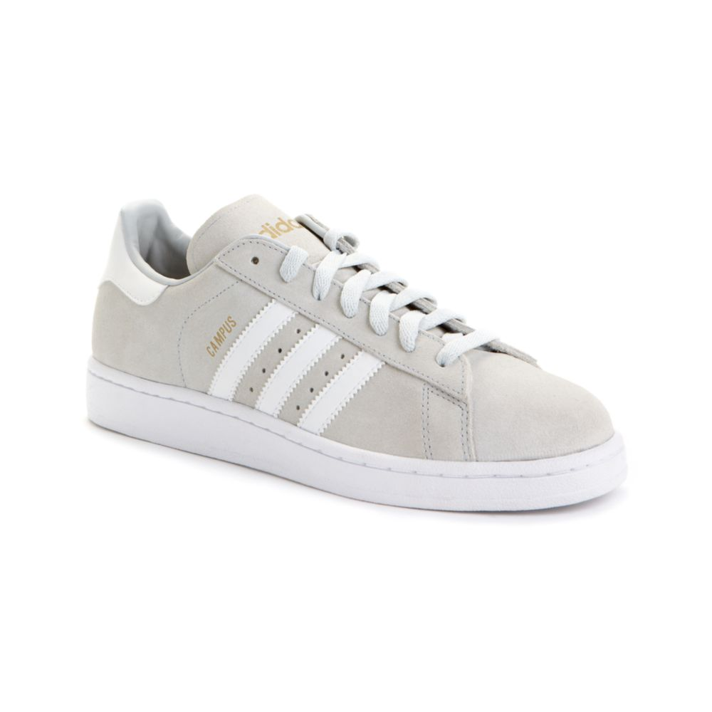 Lyst - adidas Campus 2 Sneakers in White for Men 5a021596d398