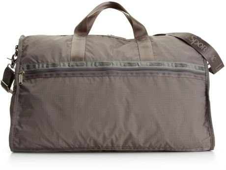 Lesportsac Large Weekender Bag in Gray (zinc) - Lyst