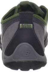 New Balance New Balance Mens Mo20 Minimus Trailrunning Shoe in Gray for Men (grey/green) - Lyst