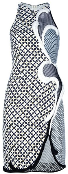 Stella McCartney America Sleeveless Dress - Lyst