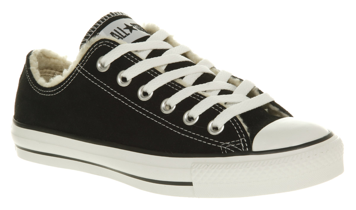 bd53728d9bfa Converse All Star Ox Low Blk Sdeshrl Ex in Black for Men - Lyst