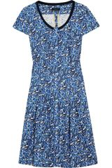 Rag & Bone Sofia Floralprint Cotton Dress - Lyst
