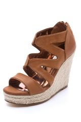 Twelfth Street by Cynthia Vincent Jude Wedge Espadrilles