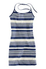H&m Dress in Blue - Lyst