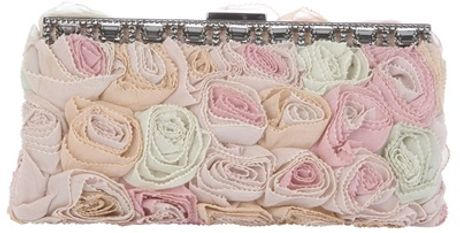 Valentino Rose Clutch in Pink (rose) - Lyst