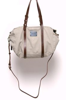 Acne Etna Bag Tan - Lyst