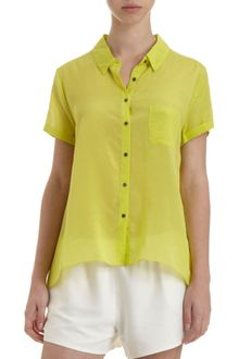 Elizabeth And James Rosie Shirt - Lyst