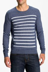Faconnable Cotton Sweater - Lyst