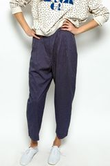 Karen Walker Louisiana Trousers - Lyst