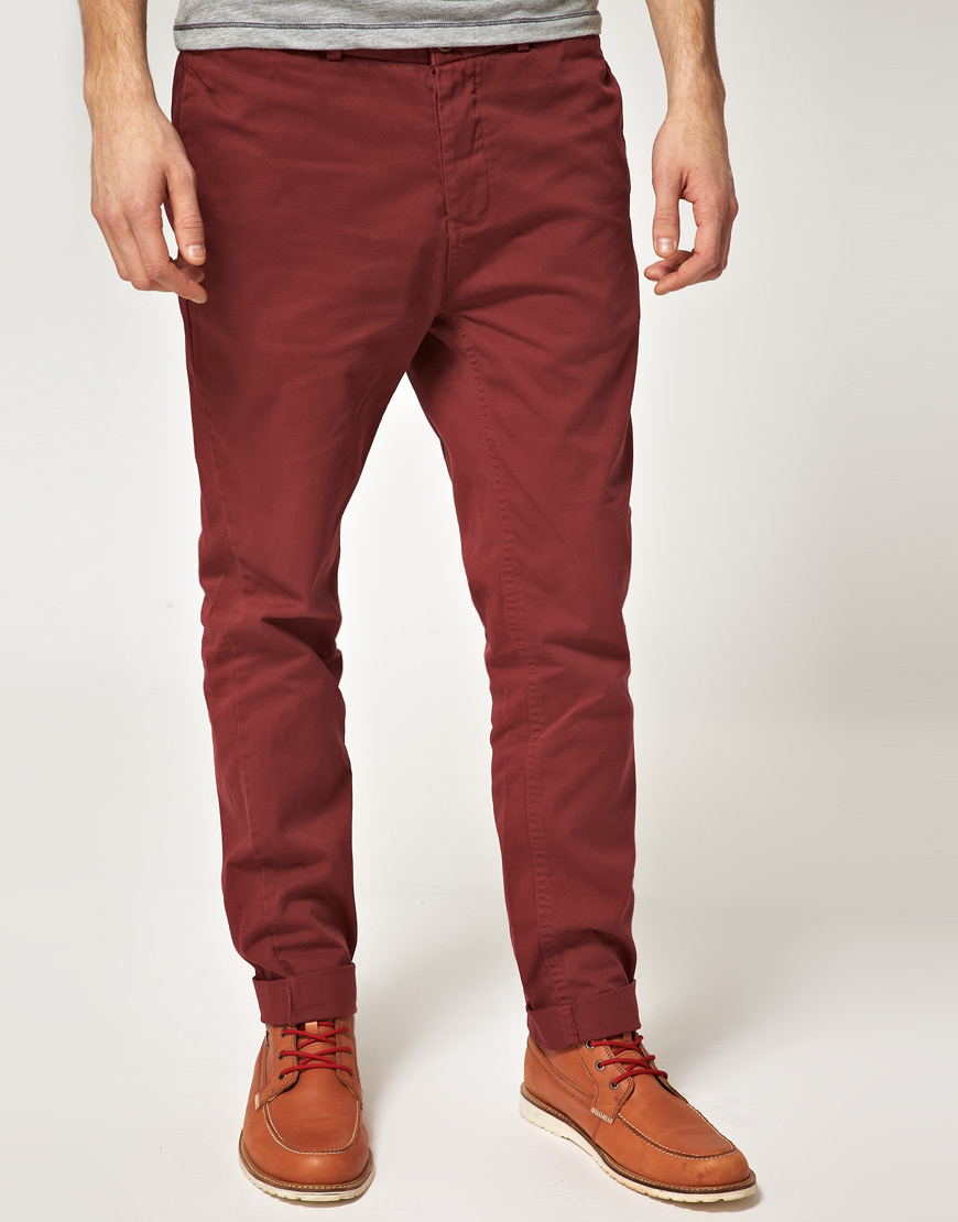 Find great deals on eBay for burgundy chinos. Shop with confidence.