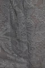 Valentino Sheer Lace Pants in Gray (anthracite) - Lyst