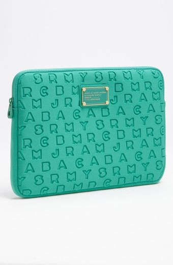 Marc By Marc Jacobs Dreamy Logo Laptop Sleeve - Lyst