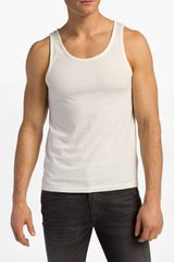 Nudie Jeans Tank Top - Lyst