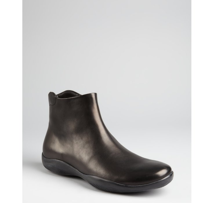 wiki online get authentic for sale Prada Leather Chelsea Ankle Boots PFPwRSn