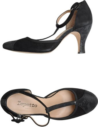 Repetto Repetto Closedtoe Slipons - Lyst