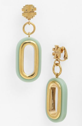 Tory Burch Heidi Drop Earrings - Lyst