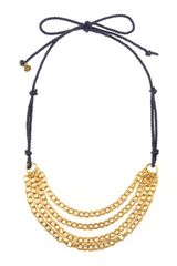 Ben Amun Multistrand Necklace - Lyst
