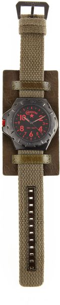 Converse Bootleg Watch Army Green in Green for Men (army green) - Lyst