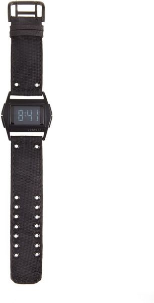 Converse Lowboy Digital Watch Black in Black for Men - Lyst