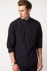 Fred Perry Over Dyed Gingham Shirt - Lyst