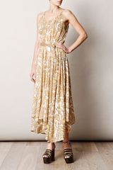 Zimmermann Savannah Scarf Dress - Lyst