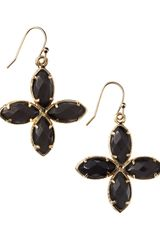 Kendra Scott Fourstone Drop Earrings - Lyst