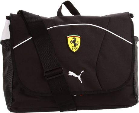 Lastest Womens Ferrari By Puma Shopping Bag