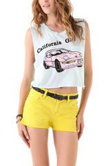 Wildfox California Girl Charlie Tank - Lyst