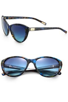 Dolce & Gabbana Cats Eye Acetate Sunglasses - Lyst