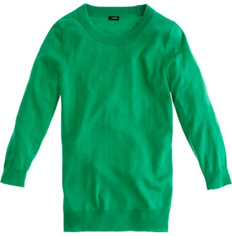 Misses Kelly Green Sweater 78