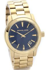 Michael Kors Mens Runway Watch - Lyst