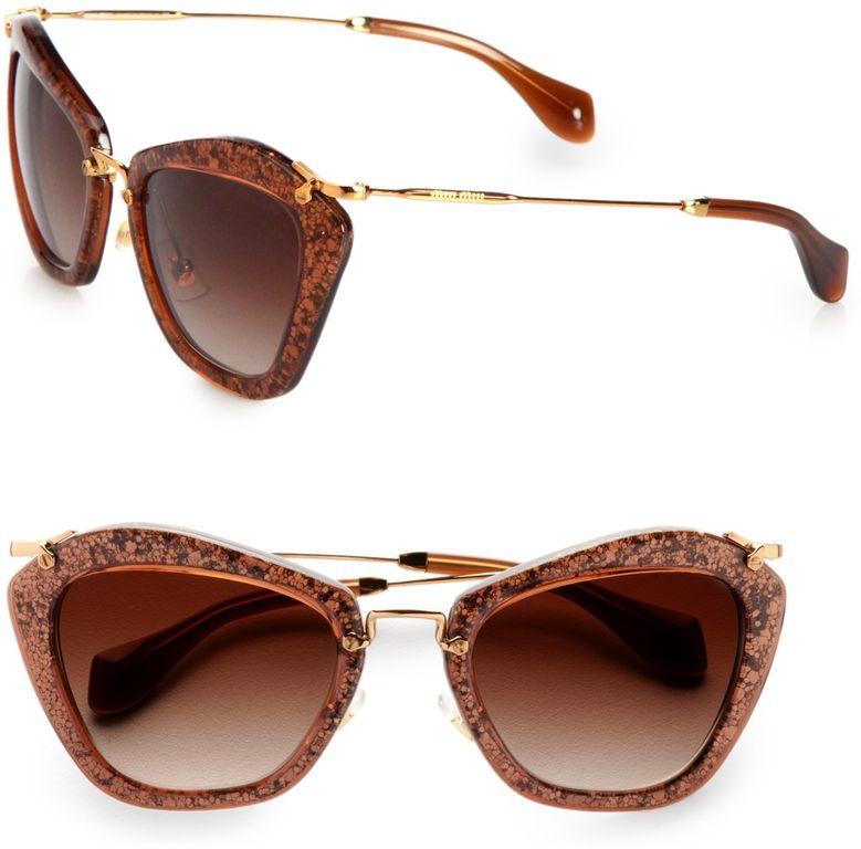 b1f31a14cf16 Miu Miu Brand History. Brand New Miu Miu Sunglasses MU 01R 01RS ...
