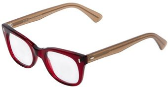 Cutler & Gross Wayfarer Glasses - Lyst