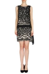 Liu Jo Short Dress - Lyst