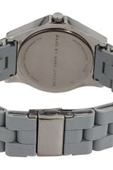 Marc By Marc Jacobs Pelly Watch  in Gray (g) - Lyst
