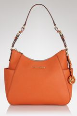Michael Kors Michael Shoulder Bag Leather - Lyst
