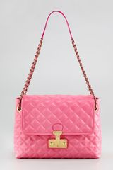 Marc Jacobs Baroque Single Quilted Shoulder Bag Extra Large - Lyst