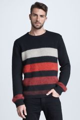 Rag & Bone Bedford Crew Sweater - Lyst