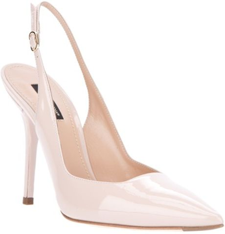 Dolce & Gabbana Court Shoes in Beige (nude) - Lyst