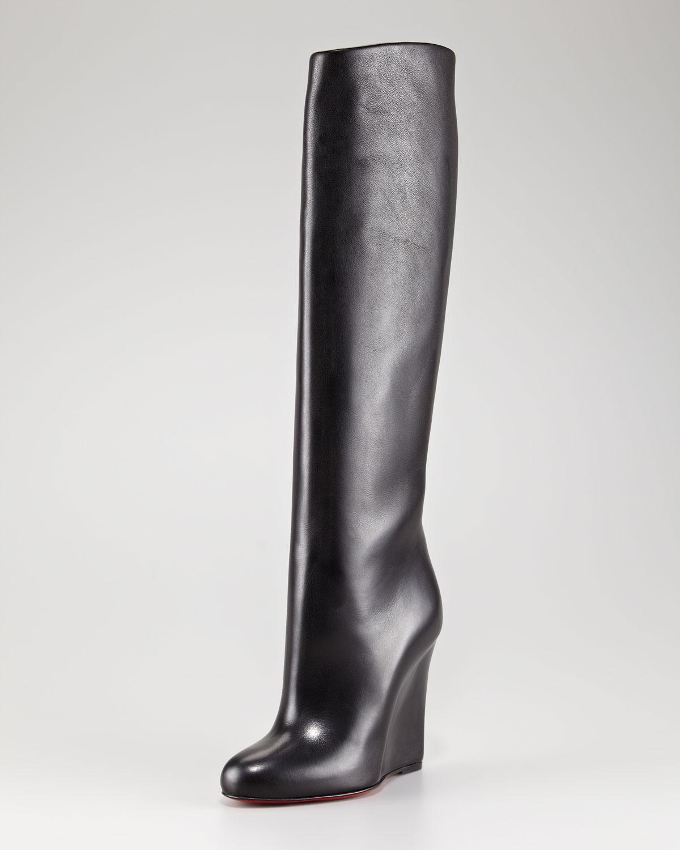 christian louboutin zepita boots