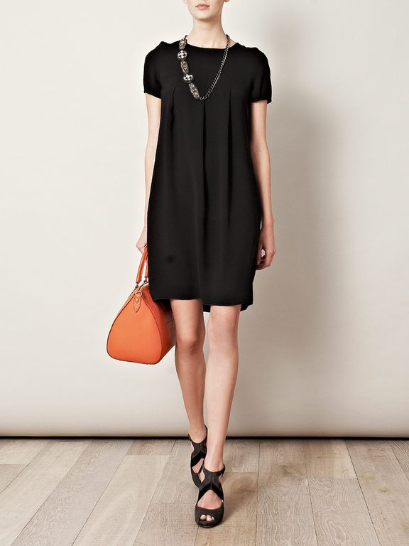 07d96446a00 Max Mara Galea Bag in Orange   Lyst   buy burberry bag