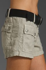 Bailey 44 Endangered Species Short in Green (khaki) - Lyst