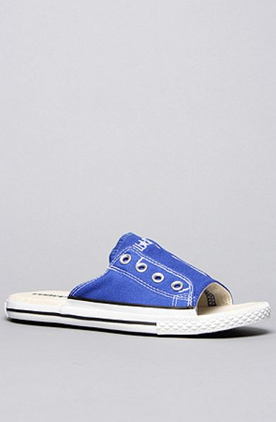 Converse Cut Away Sandal in Blue in Blue - Lyst