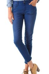 Joe's Jeans Rolled High Water Jeans in Blue - Lyst