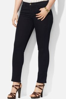 Lauren by Ralph Lauren Straight Leg Ankle Pants - Lyst