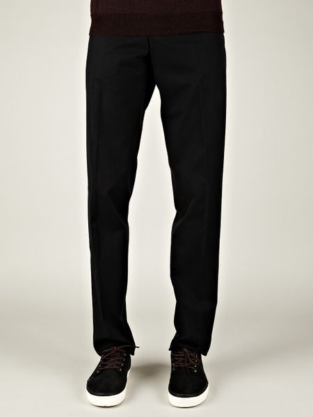 Maison Martin Margiela 14 Replica Washed Chino in Black for Men - Lyst